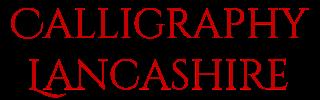 Calligraphy Lancashire